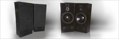 """Angel Fire 1″ Series II-Morel 3-Way Loudspeakers"