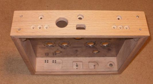 6l6 Kt88 Pp Tube Amplifier Parts Express Project Gallery