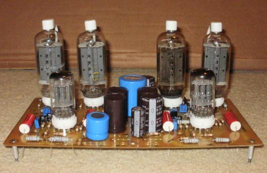 compactron tube amplifier schematic read all wiring diagram Guitar Tube Amps