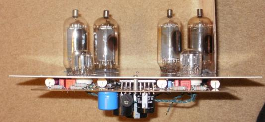 True Compactron Tube Amplifier | Parts Express Project GalleryParts Express Project Gallery