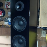 4 Driver, 3-Way Floor Standing Tower Speaker