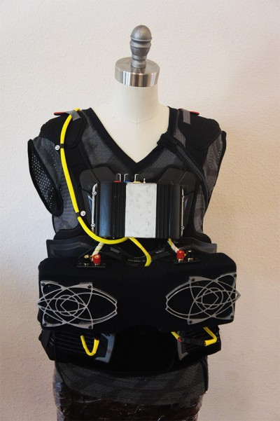 Speaker Vest with Sub