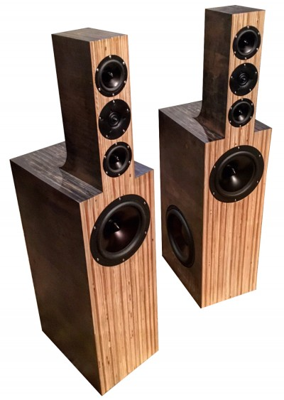 RS4 – 4-way Trans Lam Tower Speaker