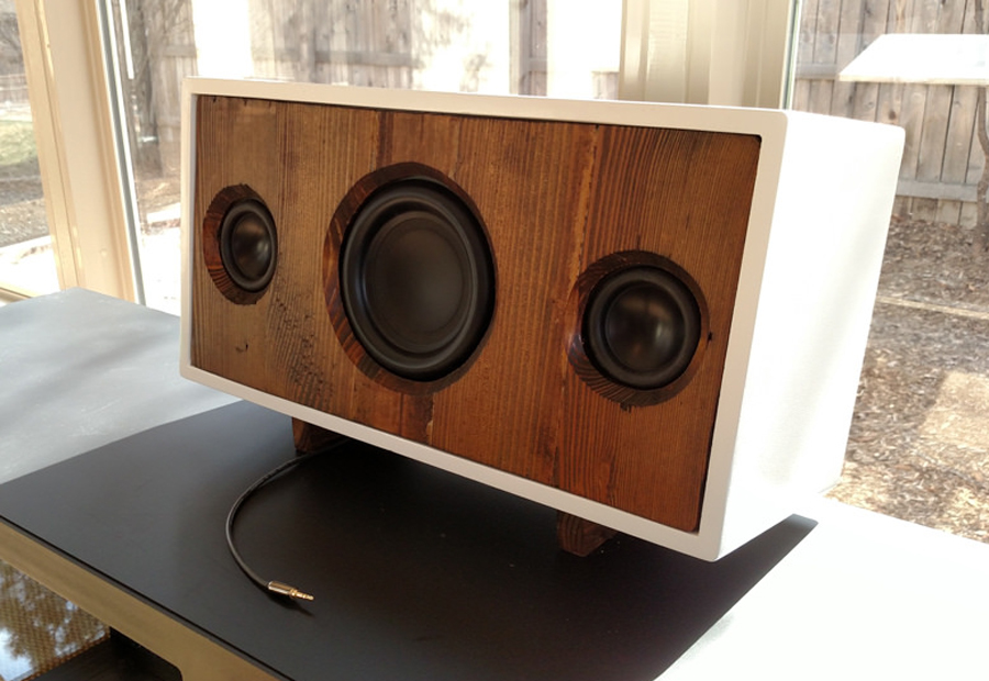 2 1 Hifi Retro Speaker Dock Parts Express Project Gallery