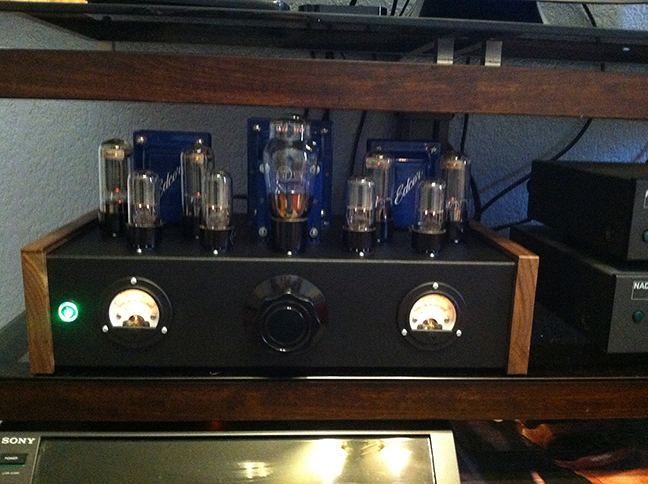 A 25W Stereo Williamson Amplifier