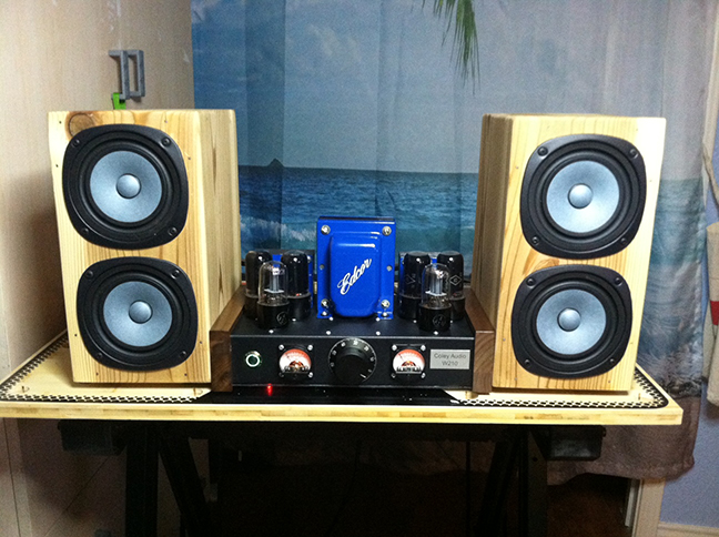 10W Executive Tube Amplifier