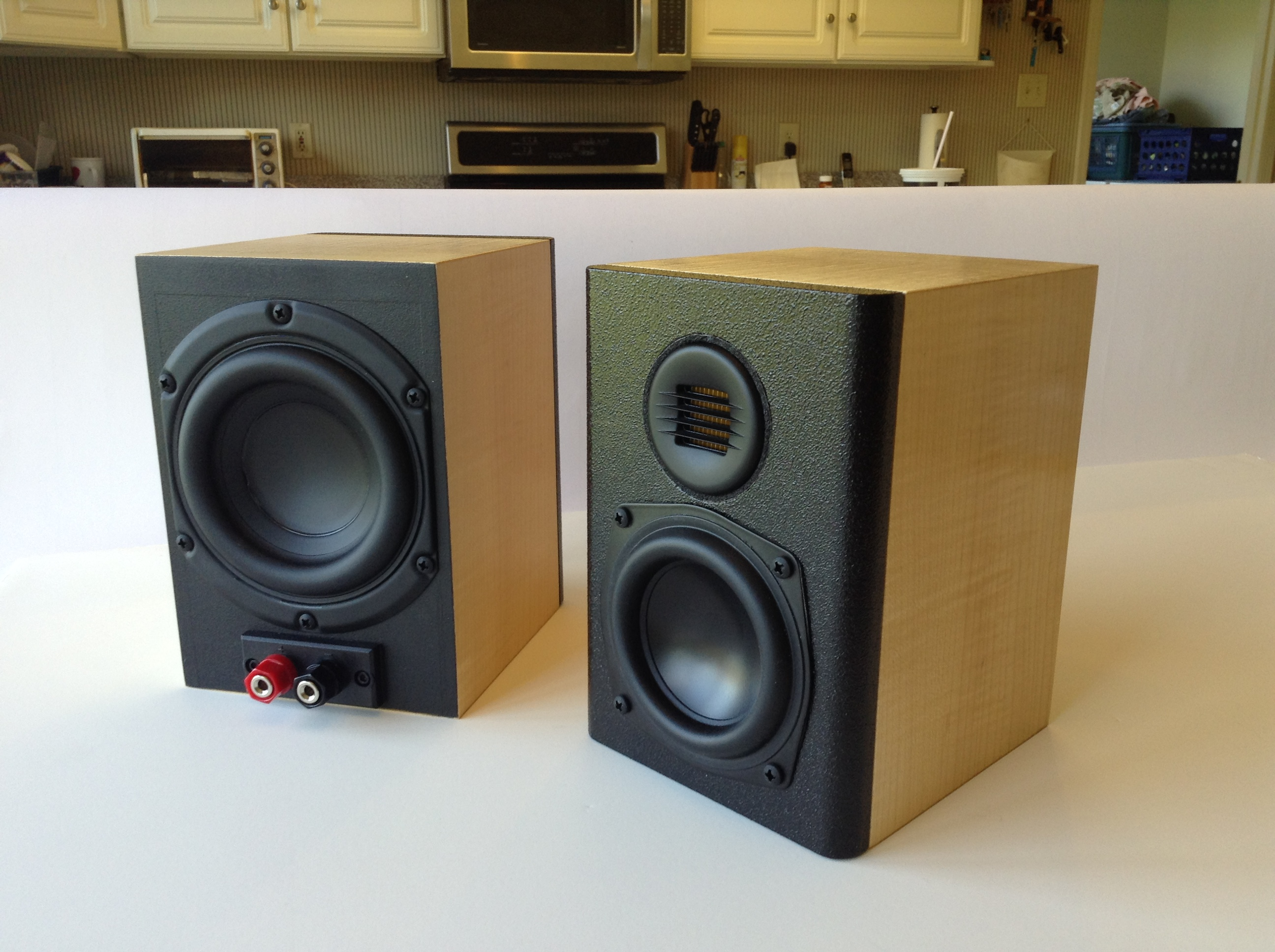 The Bantams As Build Your Own Speaker Kit Image Source Projectgallery Parts Express Com Diy Speakers