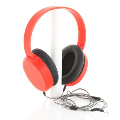 DIY 3D Printed Headphones