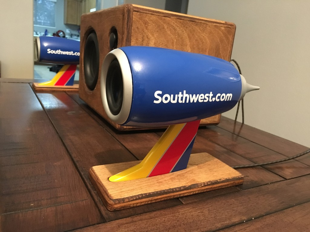 SWA Computer speakers