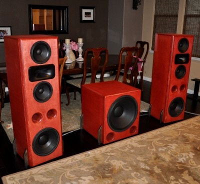 SFE-812 Pro Audio Reference Speakers