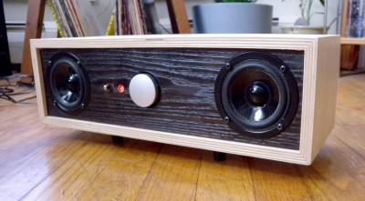 Aries Bluetooth Stereo