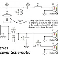 crossover schematic