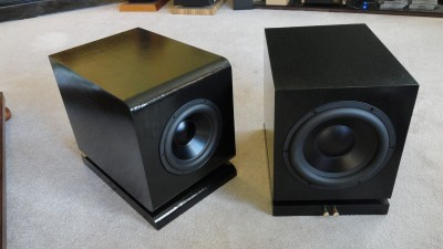 REPAS (REference Passive Alignment Subwoofer)