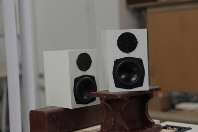 Mini bookshelf speakers