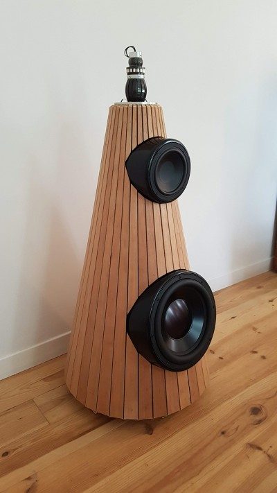 Sparrowlegs 2018 Big Speaker Build