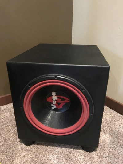 Subwoofers | Parts Express Project Gallery
