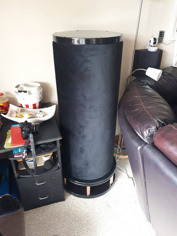 Monster Subwoofer Build
