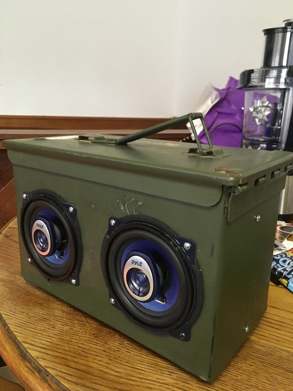 Ammo Can .50 cal