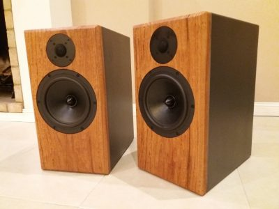 Two Way Dayton Audio