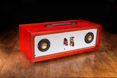 Red Stereo Build