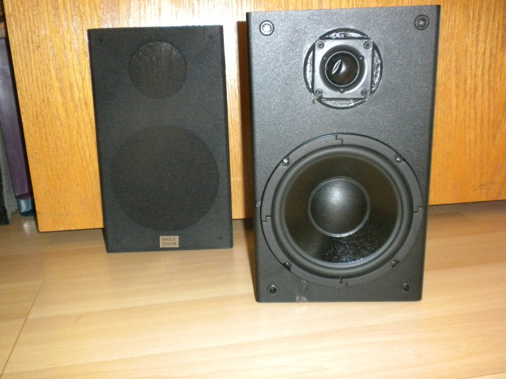 surround speaker or small room